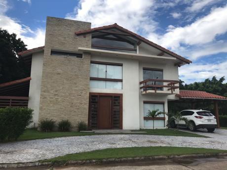 En Venta O Alquiler Hermosa Casa En Condominio Polo Country