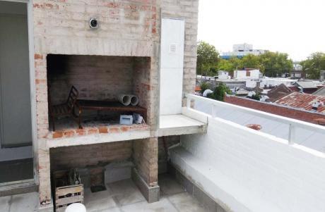 Alquile Penthouse 1 Dormitorio Pocitos Nuevo