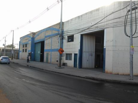 Alquilo Deposito De 1.300m2 En Ruta Transchaco Mariano Roque Alonso