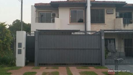 Hermoso Duplex En Barrio Ykua Saty (479)