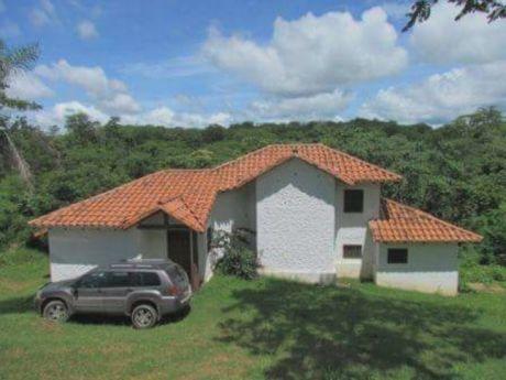 Casa Vendo En Club De Campo Santa Rosa De La Mina