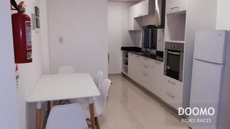 En Alquiler Departamento Amoblado De 1 Dormitorio Barrio Herrera