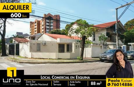 Local Comercial Sobre Avenida