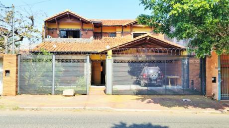 Alquilo Hermosa Residencia Semi Nueva Proxima Al Club Cerro Porteño