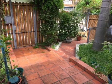 Malvin 2 Dormitorios Y Servicio Completo Jardin Fondo Calefaccion Garaje