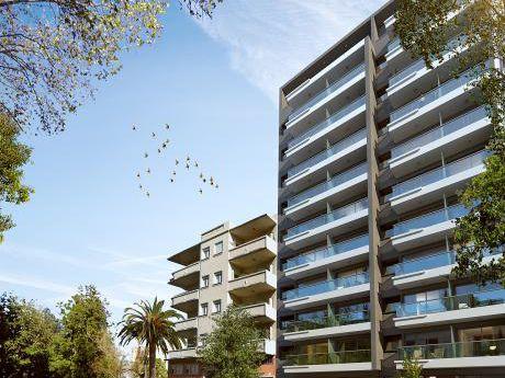 Punta Carretas Apartamento De 2 Dormitorios 2 Baños Garaje Calefac Aa Barbacoa