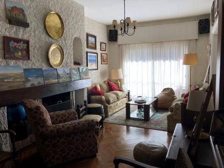 Espectacular Apartamento En Parque Batlle/cordon, Listo Para Habitar