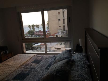 Punta Carretas Alquila Apto Con Muebles 1  Dormitorio