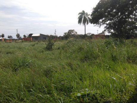 Vendo Terreno En Warnes Sobre La Circunvalación