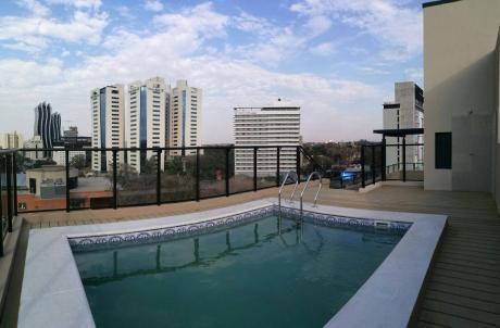 Alquilo,departamento 2 Dormitorios Al Costado Del Shopping Del Sol