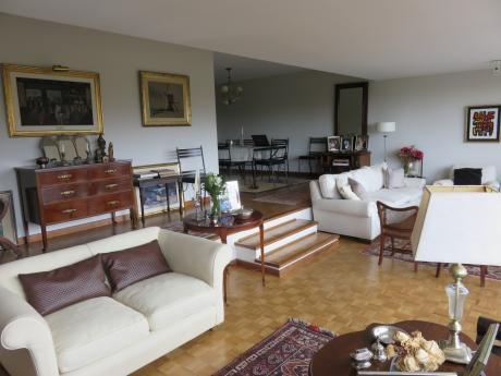 Apartamento De 3 Dorm En Villa Biarritz - Muy Soleado Y Con Amplios Ambientes