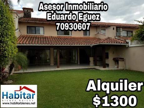 Alquier Casa En Las Palmas