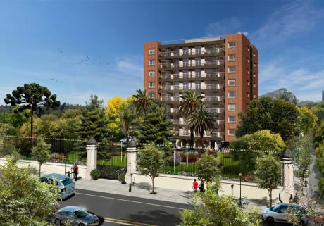 Vende Apartamento En Construcción 2 Dormitorios En Prado