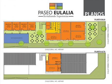Alquilo Salones Comerciales Zona Recoleta / O Gaucho.