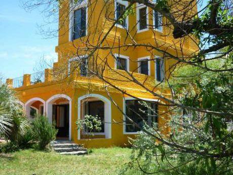 Vendo Excelente Casa Frente Al Mar!
