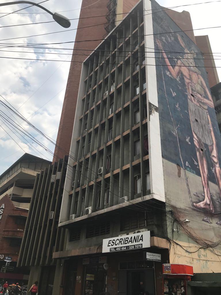 Vendo V-069 Oficina - Centro De Asunción