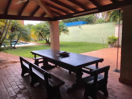 Vendo Hermosa Casa Toda En Planta Baja En Areguá