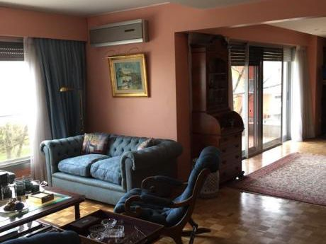 Alquiler Villa Biarritz 3 Dorm Y Serv.