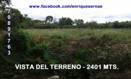 Terreno Barato Para Quinta – Montero Hoyos!