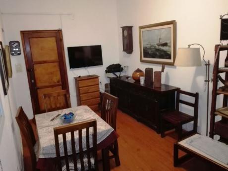 Venta De Apartamento 1 Dormitorio En Palermo, Montevideo