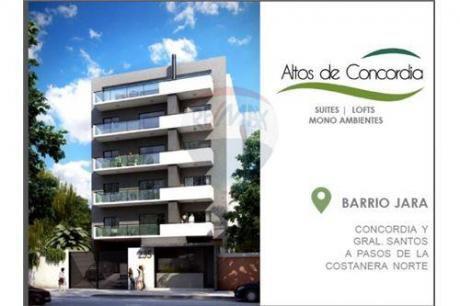 Alquilo Dpto En Barrio Jara A Estrenar Edif Altos De Concordia
