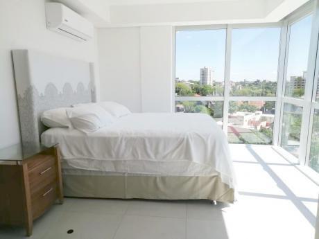 Alquilo Dpto De 2 Dormitorios Amoblado Por Día - Zona Shopping Del Sol