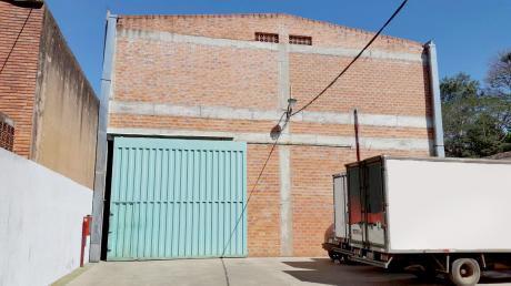 Alquilo Deposito En El Centro De AsunciÓn
