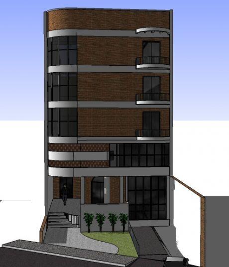 Edificio A Estrenar, Ubicacion Privilegiada!