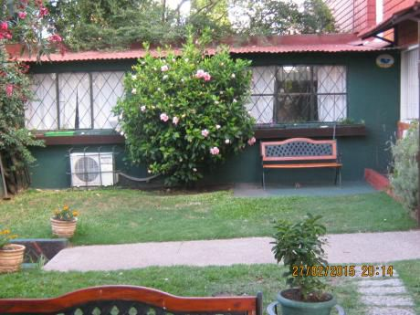 Suc. Pta. Gorda- 2 Dorm, Garaje Y Fondo C/parrillero