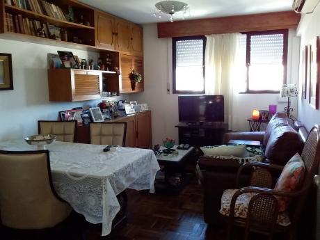 Apartamento 3 Dormitorios En La Blanqueada