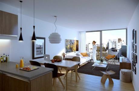 Lanzamiento Penthouse 2 Dormitorios En Cordón Sur
