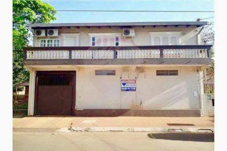 Vendo Amplia Casa En El Km 6 Cde - Barrio San Isidro!
