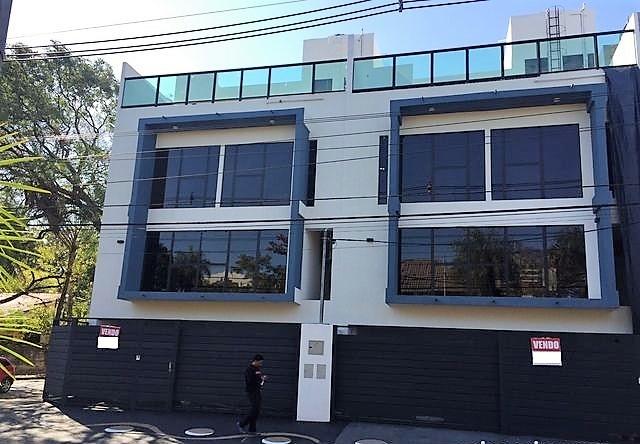 Vendo Lujoso Duplex De 3 Niveles En Asuncion Barrio Los Laureles