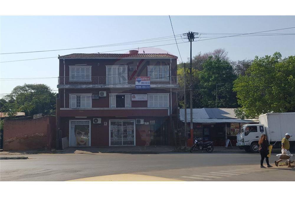 Vendo Edificio Muy Bien Ubicado En Loma Pyta