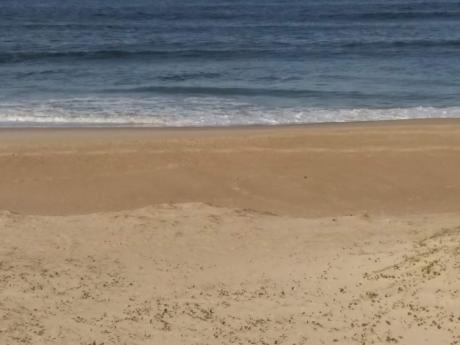 Terreno Frente Al Mar, Sobre La Playa En La Paloma