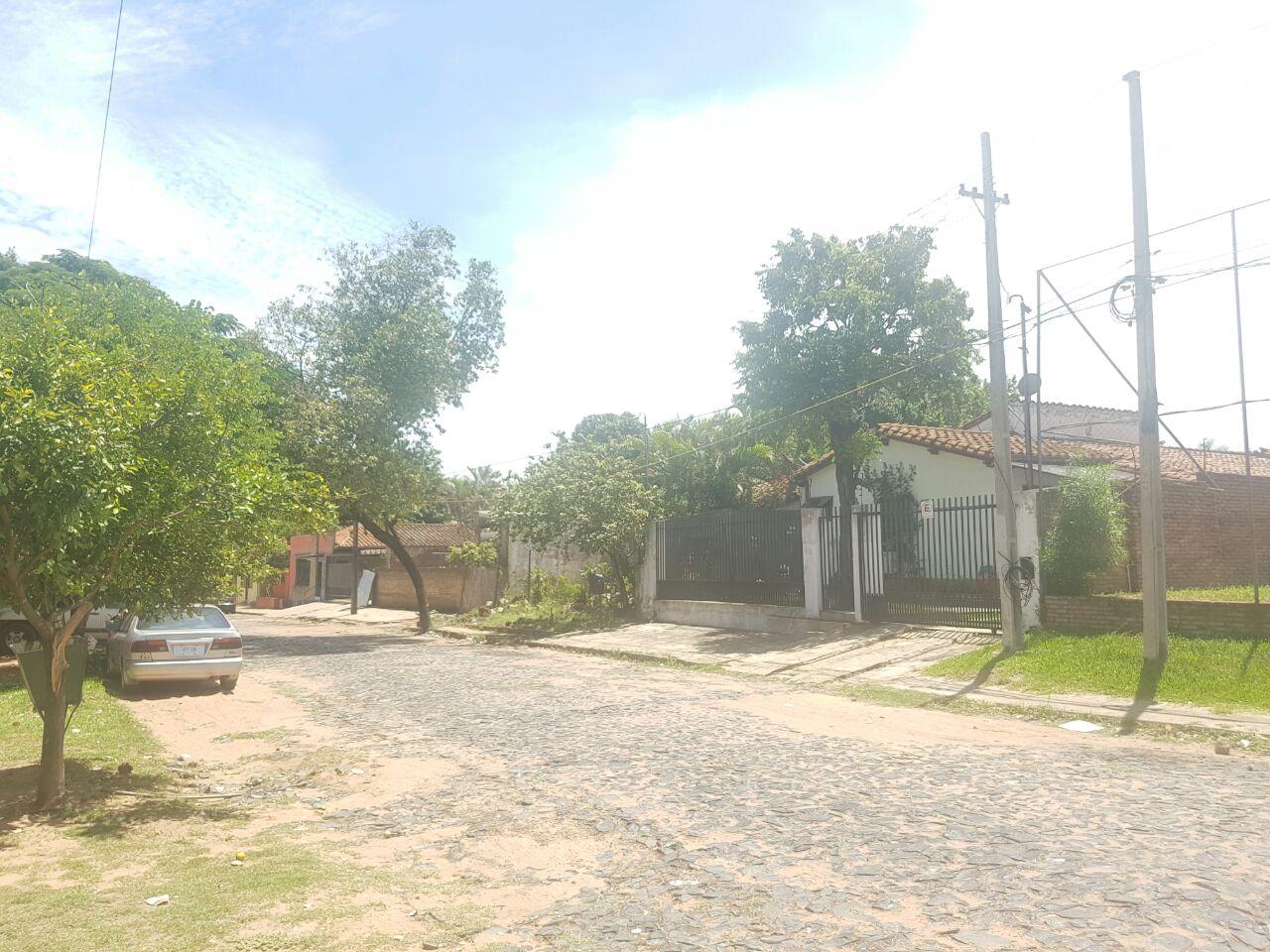 Vendo Terreno En El Barrio Trinidad