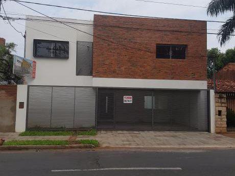Casa Tipo Duplex A Estrenar En Barrio Herrera