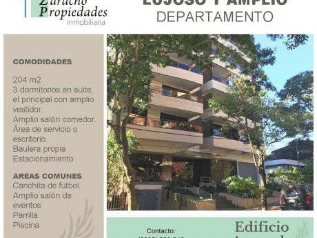 Vendo Amplio Departamento Zona Colegio Inter