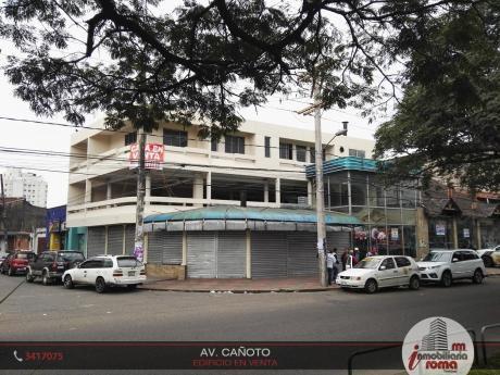 Av. Cañoto - Excelente Oportunidad - Edificio En Venta