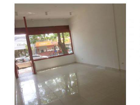 Villa Morra - Alquilo Locales Comerciales Zona Shopping