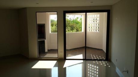 Vende Departamento De 2 Dormitorios, En Condominio Moravia