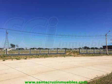 Av. Banzer Km 10, Terreno En Venta En Parque Empresarial Coronado I
