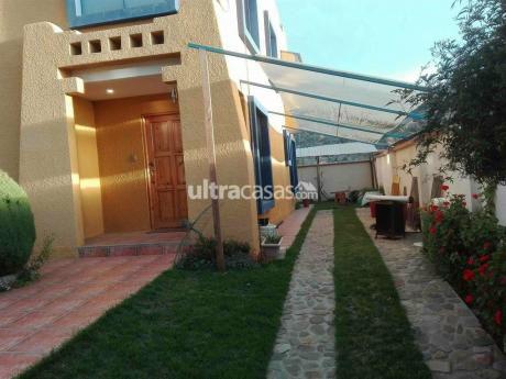 Hermosa Casa A La Venta En Chasquipampa