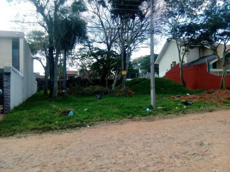 Alquila Terreno En Lambare Super El Pueblo