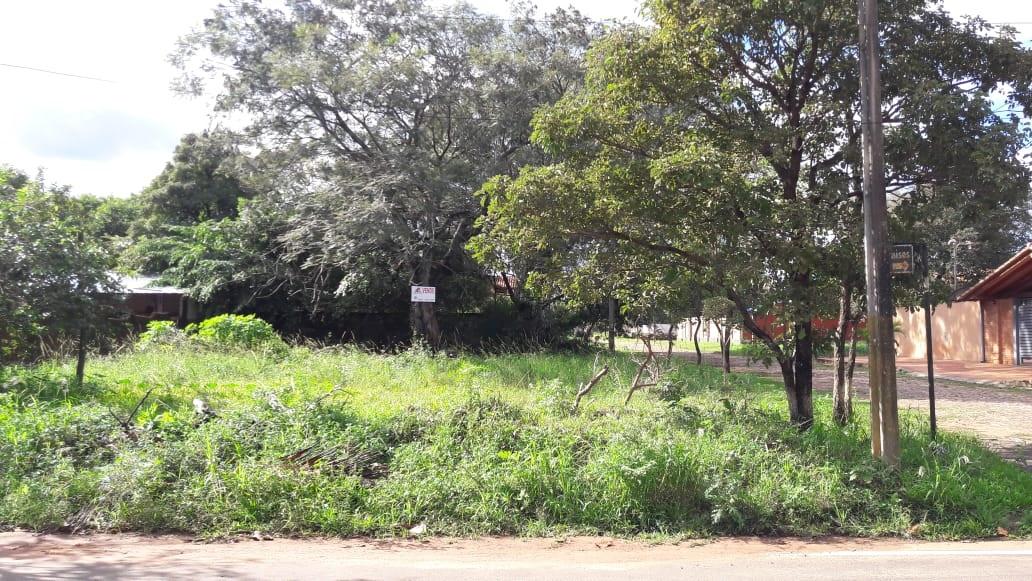 Vendo Terreno 405 M2 (sobre Calle Asfaltada)
