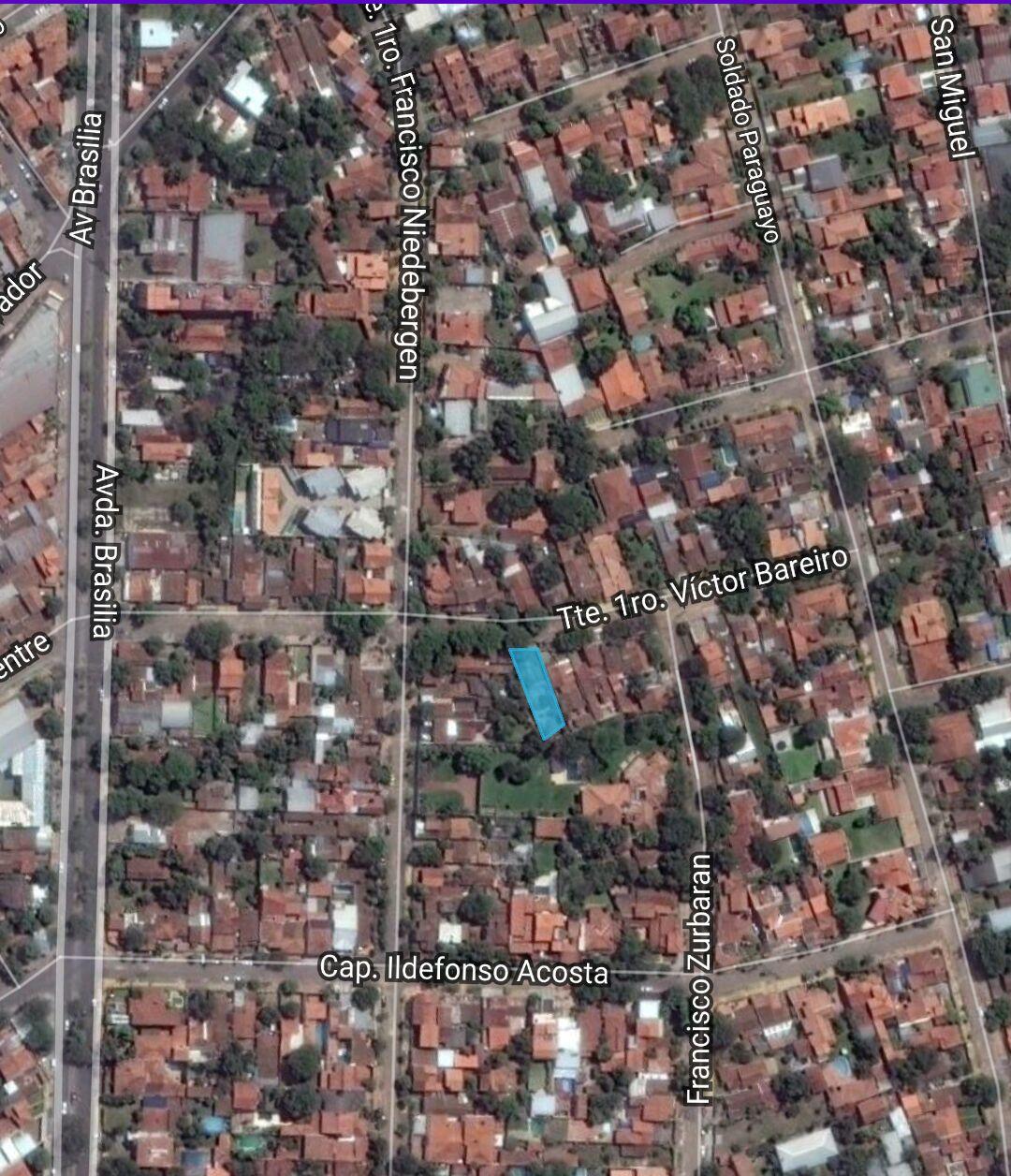 Atencion Inversionistas Terreno En Venta En Virgen Del Huerto-asuncion