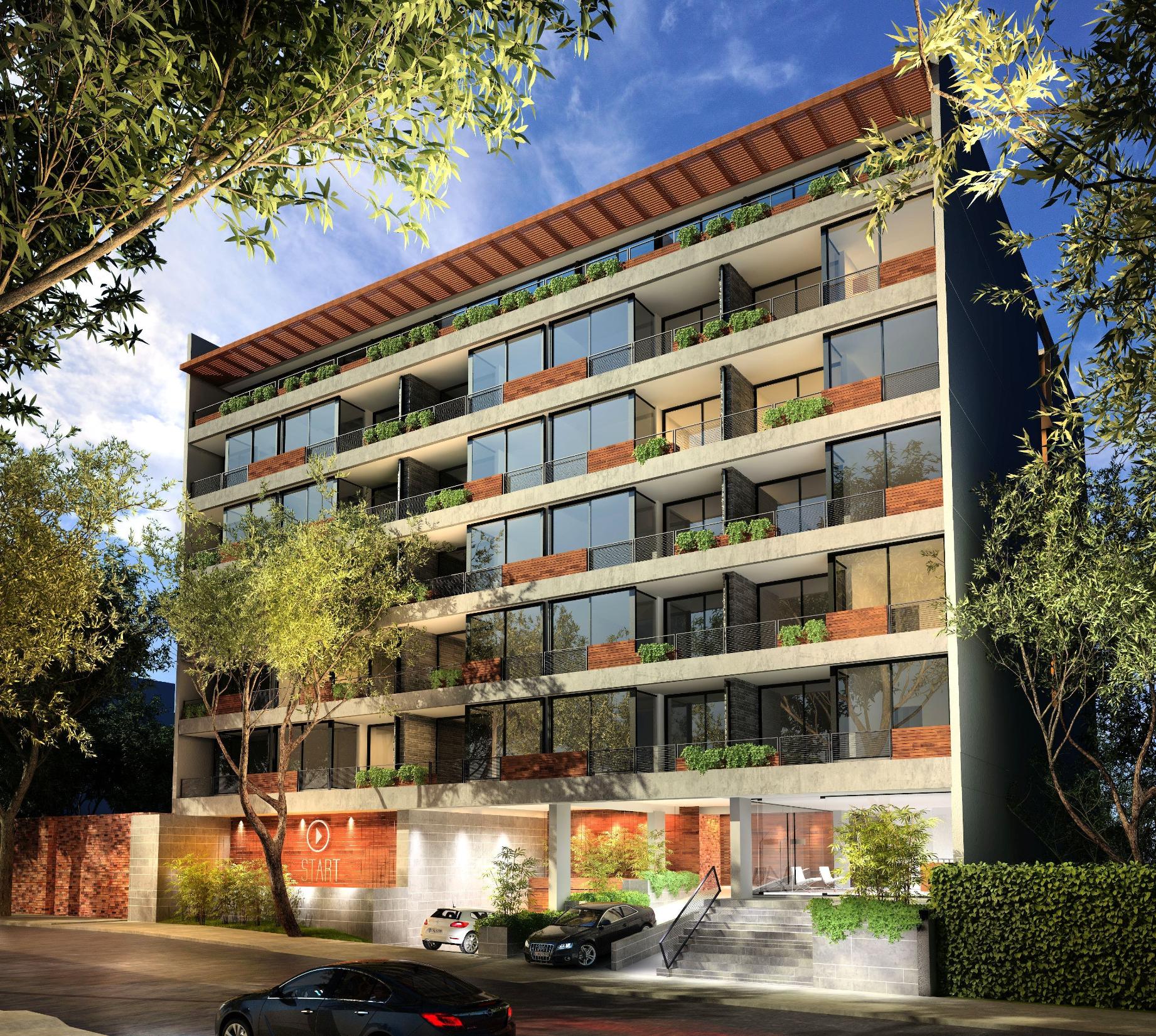 Tierra Inmobiliaria - Excelente Inversión Dpto. En Villa Morra De 1 Dormitorio