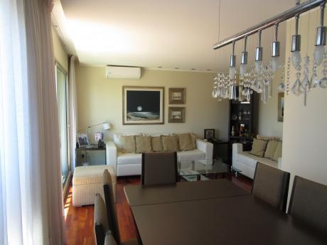Hermoso Penthouse En Punta Carretas Casi Frente Al Mar!!!