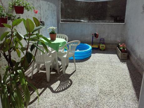 Dueño Vende Apartamento Con Patio Y Terraza