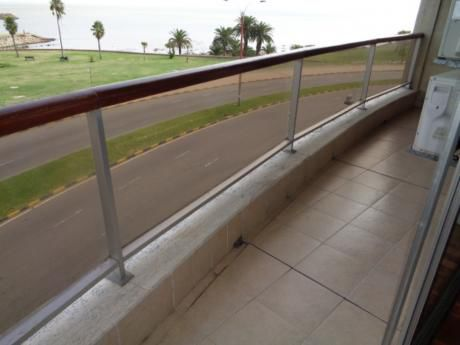 Frente Al Mar Y Golf, Finamente Equipado!!!,,